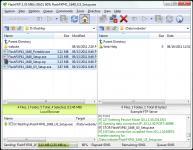 Screenshot programu FlashFXP 5.2.0 Build 3910