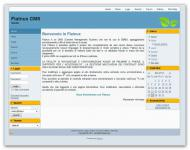 Screenshot programu Flatnux 1.0