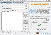 Screenshot programu Folder Icon Changer 5.3