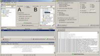 Screenshot programu Folder Replica 1.07