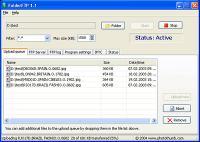 Screenshot programu FolderFTP 1.3