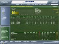Screenshot programu Football Manager 2005