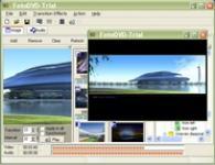 Screenshot programu FotoDVD 2.5