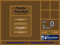 Screenshot programu Franta Potrubář