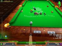 Screenshot programu Free Billiards 2008