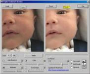 Screenshot programu Free Digital Camera Enhancer 1.3