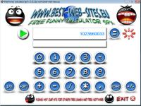 Screenshot programu Free Funny Calculator SpX 1.0.1