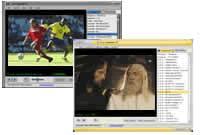 Screenshot programu Free Internet TV 7.1.1