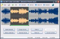 Screenshot programu Free Ringtone Maker 2.4.0.1296 Portable
