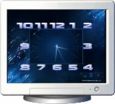 Screenshot programu Free Screensavers 1.3