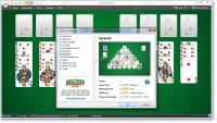Screenshot programu 123 Free Solitaire 10.1