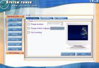 Screenshot programu Free System Tuner 3.0.0.2