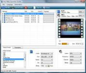Screenshot programu Free Video Converter 2.9.0.0