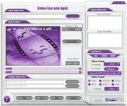 Screenshot programu Free Video Cut and Split 6.1