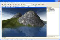 Screenshot programu FreeWorld3D 2.0