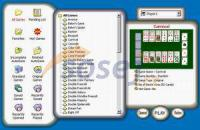 Screenshot programu Freecell Collection 7.0
