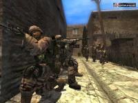 Screenshot programu Full Spectrum Warrior
