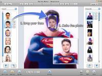 Screenshot programu Fun Face Master 1.0