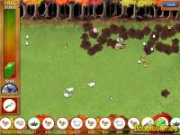 Screenshot programu Funky Farm