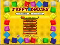 Screenshot programu Funny Bricks 1.0