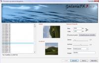 Screenshot programu GalerieFX 3.0.0