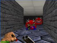 Screenshot programu Game Maker 3D tutoriály