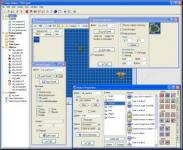 Screenshot programu Game Maker  8
