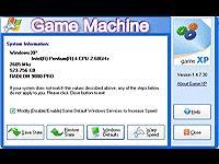 Screenshot programu Game XP 1.6.1.20