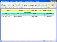 Screenshot programu Gammu 1.36.8