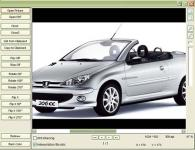 Screenshot programu GdViewer Image Viewer ActiveX