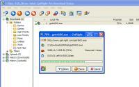 Screenshot programu GetRight 6.3e