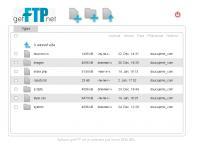 Screenshot programu getFTP.net 0.9 beta