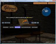 Screenshot programu Gilgameš 2.0.2