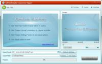 Screenshot programu GiliSoft Audio Converter Ripper 4.1.0