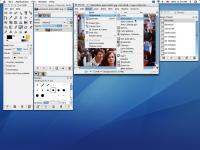 Screenshot programu GIMPShop 2.2.8 fix1