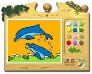 Screenshot programu Ginkgo Paint! 1.0.0.2