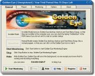 Screenshot programu Golden Eye 4.11