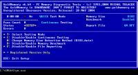 Screenshot programu GoldMemory 6.92