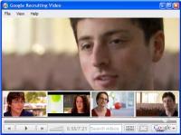 Screenshot programu Google Video Player 1.0.3.1