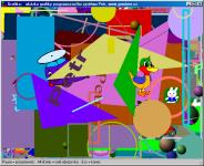 Screenshot programu Grafika