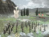 Screenshot programu Grand Ages Rome Demo Patch