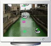 Screenshot programu Green River 1.0