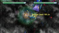 Screenshot programu Gum Drop Celestial Frontier