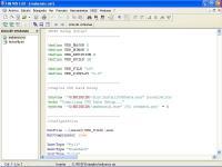 Screenshot programu HM NIS Editor 2.03