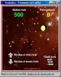 Screenshot programu Hadačka