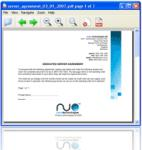 Screenshot programu Haihaisoft PDF Reader 1.3.0.0