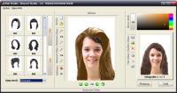 Screenshot programu Hair Studio - Vlasové Studio
