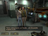 Screenshot programu Half-Life 2