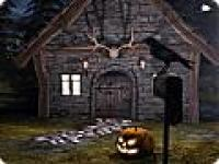 Screenshot programu Halloween Time 3D Screensaver 1.02
