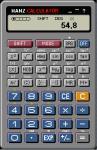 Screenshot programu HANZ CALCULATOR 1.5